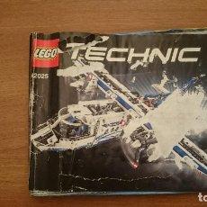 Juguetes antiguos: CATALAGO LEGO TECHNIC 42025- . Lote 105705383