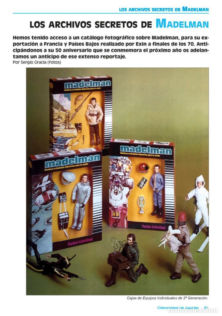 Juguetes antiguos: Revista Coleccionismo de juguetes Número 8 – Noviembre 2017 - Foto 2 - 105828715