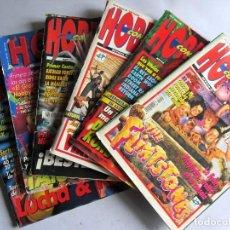 Juguetes antiguos: HOBBY CONSOLAS LOTE DE 6 REVISTAS, NÚMEROS 35, 38, 40, 47, 54,64 VER FOTOGRAFÍAS. Lote 108438703