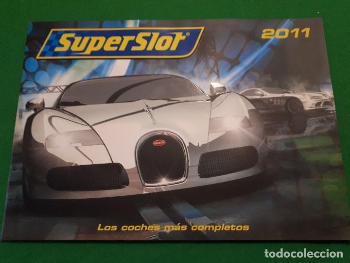 CATALOGO SUPERSLOT 2011 (Juguetes - Catálogos y Revistas de Juguetes)