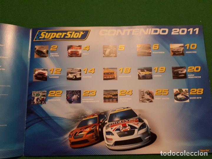 Juguetes antiguos: Catalogo Superslot 2011 - Foto 2 - 109196467