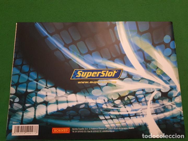 Juguetes antiguos: Catalogo Superslot 2011 - Foto 4 - 109196467