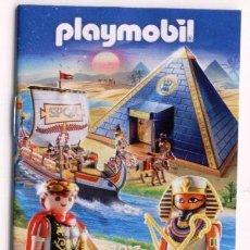 Juguetes antiguos: MINI CATALOGO PLAYMOBIL *2017*. Lote 109250607