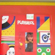 Juguetes antiguos: CATÁLOGO JUGUETES PLAYSKOOL MB 1991.SIN USO.VER ESTADO.. Lote 110487306