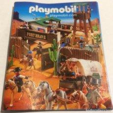 Juguetes antiguos: CATÁLOGO PLAYMOBIL AÑO 2012. 40 PÁGINAS.. Lote 111949491
