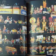 Juguetes antiguos: CATÁLOGO DE SUBASTA CHRISTIE´S . JUGUETES. Lote 112275803