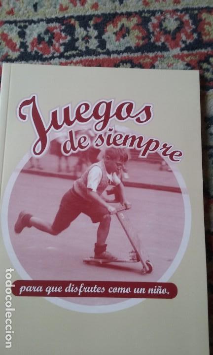 LIBRO JUEGOS DE SIEMPRE (Juguetes - Catálogos y Revistas de Juguetes)