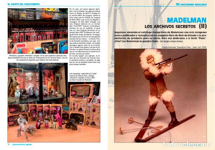 Juguetes antiguos: Revista Coleccionismo de juguetes Número 9 – Febrero 2018 - Foto 3 - 112998035