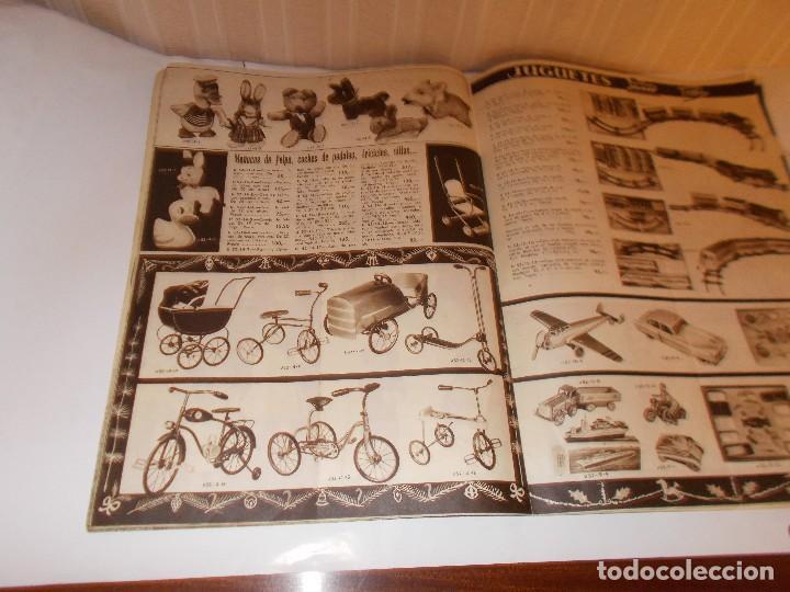 Juguetes antiguos: Revista catalogo de juguetes de Galerias Preciados año 1954-1955 con muchas muñecasy juguetes,Perfec - Foto 5 - 113003711
