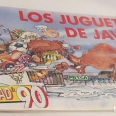 Juguetes antiguos: CATALOGO DE 1990 DE JUGUETES PRYCA - LOS JUGUETES DE JAVIVI - TENTE PLAYMOBIL NANCY ETC.... Lote 113339215