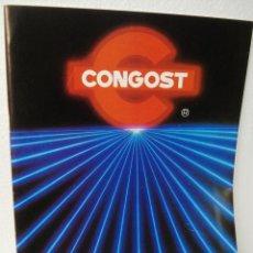Juguetes antiguos: CATÁLOGO JUGUETES PROFESIONAL: CONGOST 83 PROCEDENTE DE COLECCIONISTA. ¡¡NUEVO!!. Lote 113931171