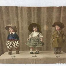 Juguetes antiguos: LENCI TORINO FOTO ORIGINAL CATALOGO AÑOS 30. Lote 114209395