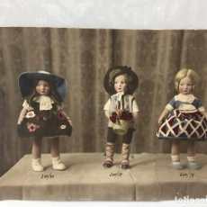 Juguetes antiguos: LENCI TORINO FOTO ORIGINAL CATALOGO AÑOS 30. Lote 114209675