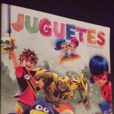 Brinquedos antigos: CATÁLOGO JUGUETES EL CORTE INGLÉS NAVIDAD 2017. Lote 115625987