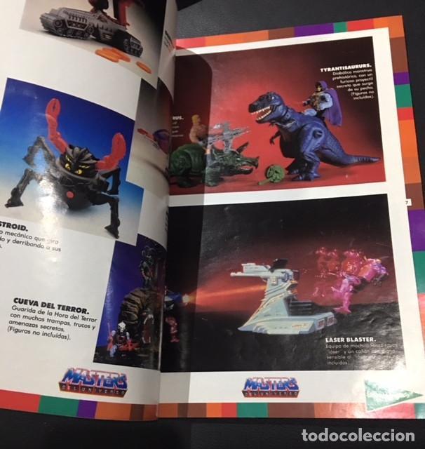 Juguetes antiguos: catalogo de juguetes de el corte ingles 1989 1990 89/90 tente cinexin masters del universo nancy - Foto 2 - 115932775