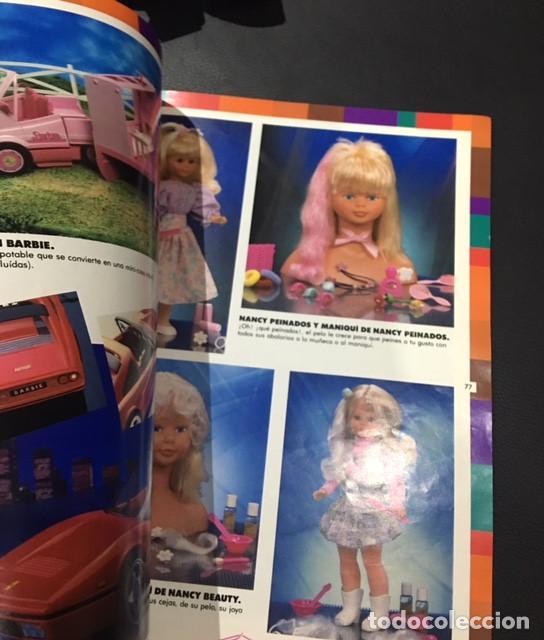 Juguetes antiguos: catalogo de juguetes de el corte ingles 1989 1990 89/90 tente cinexin masters del universo nancy - Foto 6 - 115932775