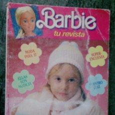 Juguetes antiguos: BARBIE REVISTA 5 REVISTAS 1985. Lote 116335479