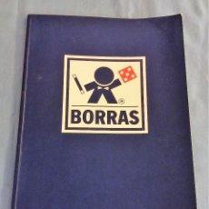 Juguetes antiguos: CATALOGO DE JUGUETERIA DE JUGUETES BORRAS AÑO 1990 ORIGINAL. Lote 116376835