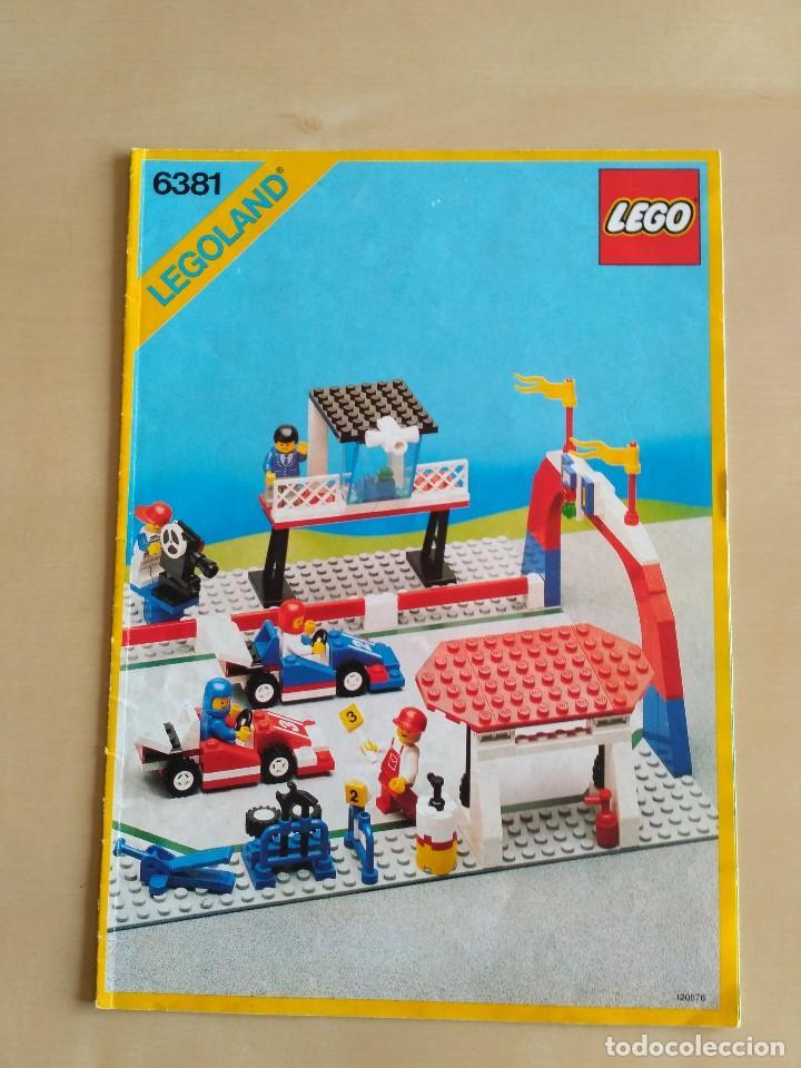 Juguetes antiguos: GRAN lote Catálogo e instrucciones LEGO - 40 ejemplares - años 80 y 90 - Foto 6 - 116585935