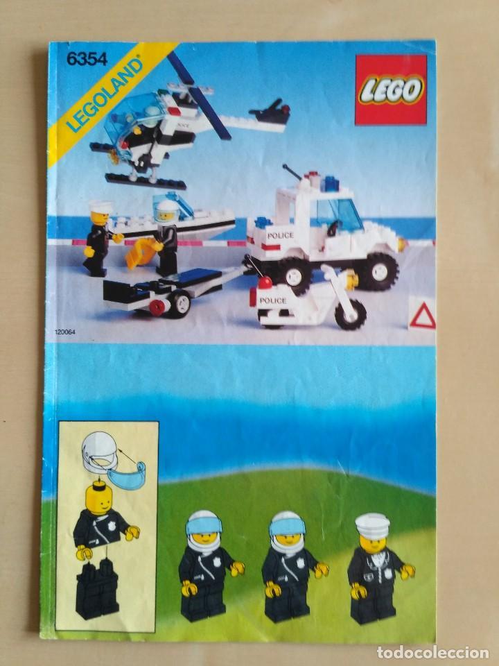 Juguetes antiguos: GRAN lote Catálogo e instrucciones LEGO - 40 ejemplares - años 80 y 90 - Foto 7 - 116585935