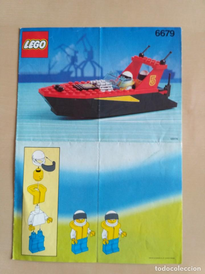 Juguetes antiguos: GRAN lote Catálogo e instrucciones LEGO - 40 ejemplares - años 80 y 90 - Foto 8 - 116585935