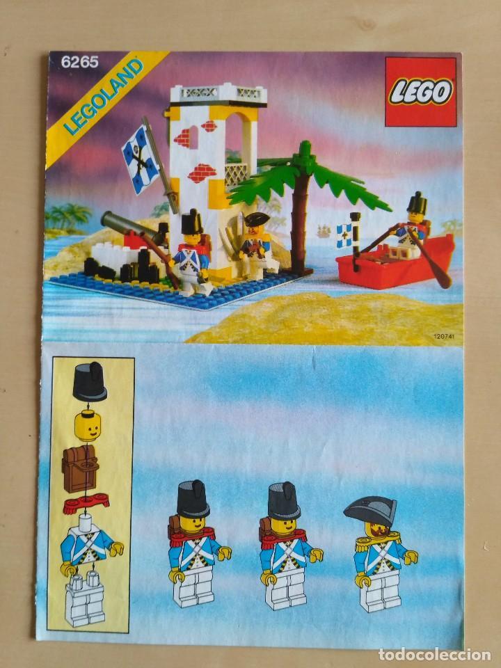 Juguetes antiguos: GRAN lote Catálogo e instrucciones LEGO - 40 ejemplares - años 80 y 90 - Foto 9 - 116585935