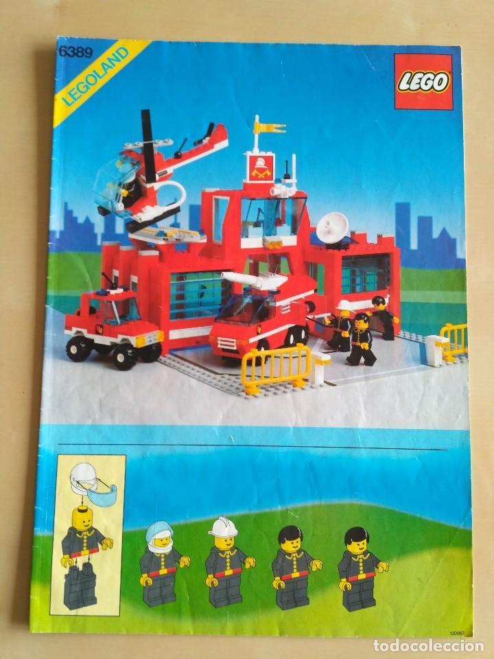 Juguetes antiguos: GRAN lote Catálogo e instrucciones LEGO - 40 ejemplares - años 80 y 90 - Foto 11 - 116585935