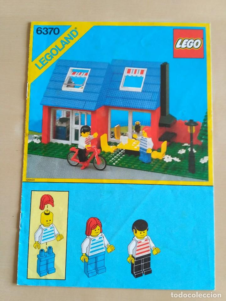 Juguetes antiguos: GRAN lote Catálogo e instrucciones LEGO - 40 ejemplares - años 80 y 90 - Foto 12 - 116585935