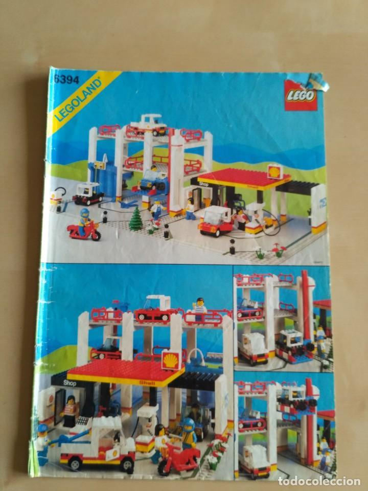 Juguetes antiguos: GRAN lote Catálogo e instrucciones LEGO - 40 ejemplares - años 80 y 90 - Foto 14 - 116585935