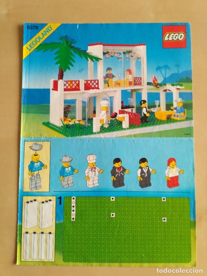 Juguetes antiguos: GRAN lote Catálogo e instrucciones LEGO - 40 ejemplares - años 80 y 90 - Foto 15 - 116585935