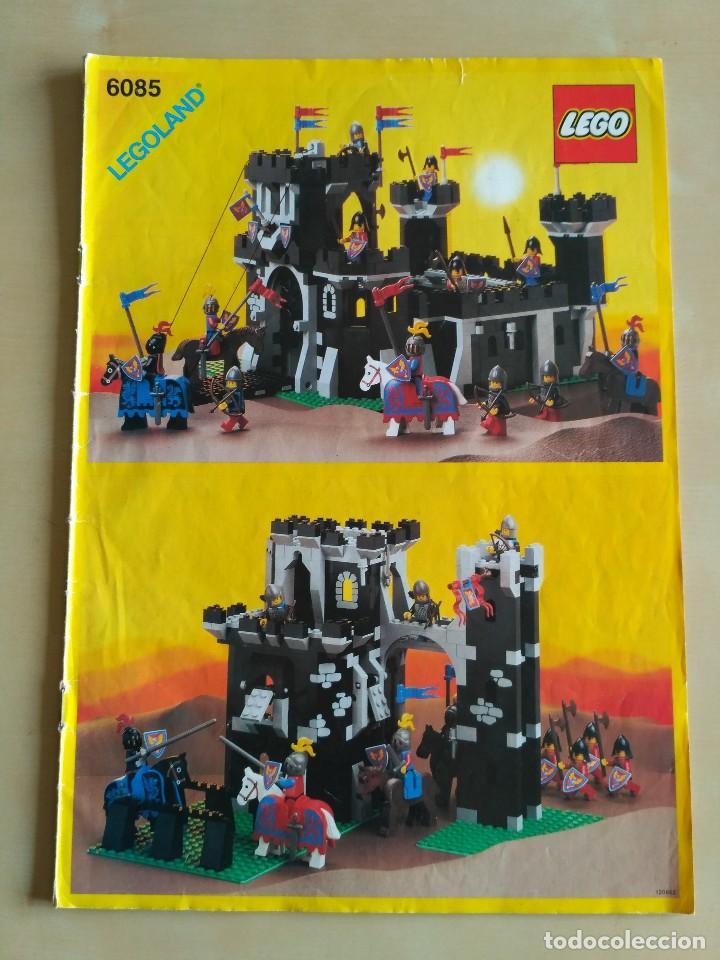 Juguetes antiguos: GRAN lote Catálogo e instrucciones LEGO - 40 ejemplares - años 80 y 90 - Foto 17 - 116585935
