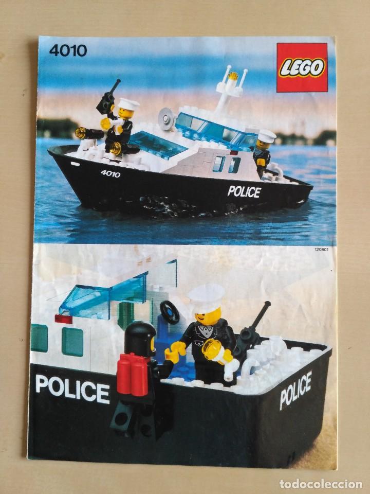 Juguetes antiguos: GRAN lote Catálogo e instrucciones LEGO - 40 ejemplares - años 80 y 90 - Foto 18 - 116585935
