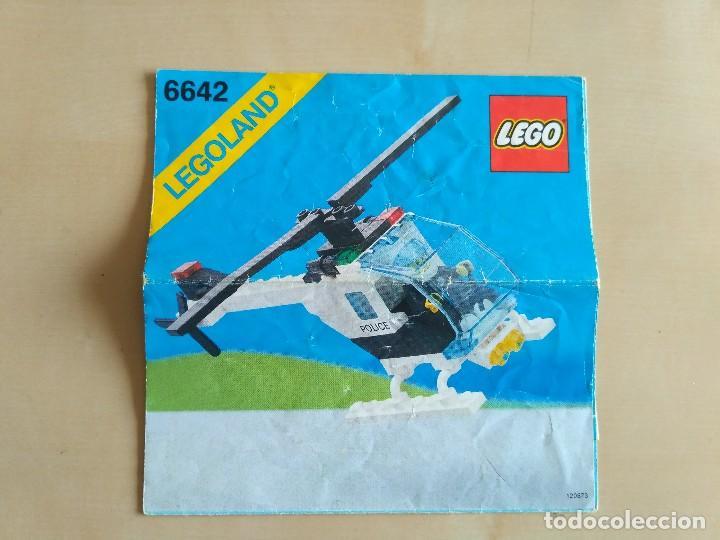 Juguetes antiguos: GRAN lote Catálogo e instrucciones LEGO - 40 ejemplares - años 80 y 90 - Foto 20 - 116585935