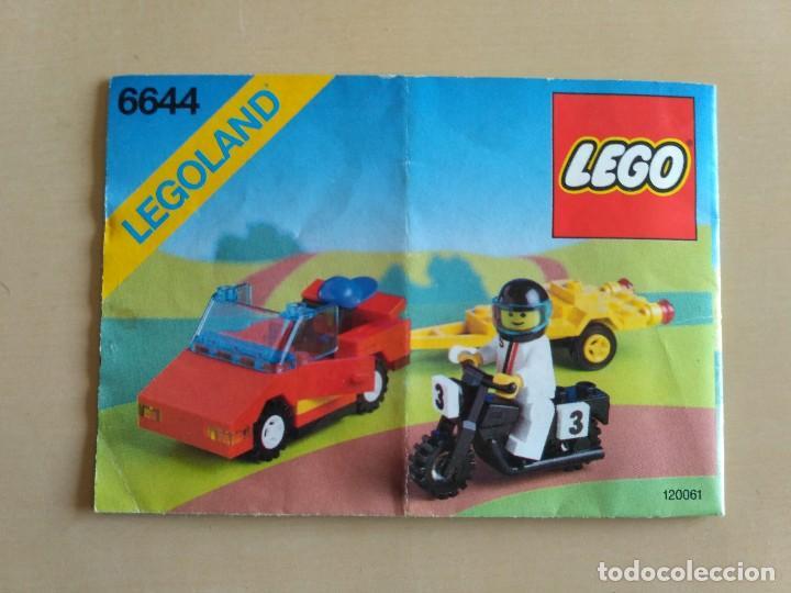 Juguetes antiguos: GRAN lote Catálogo e instrucciones LEGO - 40 ejemplares - años 80 y 90 - Foto 21 - 116585935