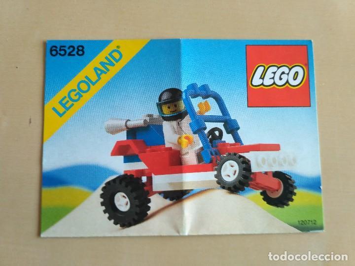 Juguetes antiguos: GRAN lote Catálogo e instrucciones LEGO - 40 ejemplares - años 80 y 90 - Foto 22 - 116585935