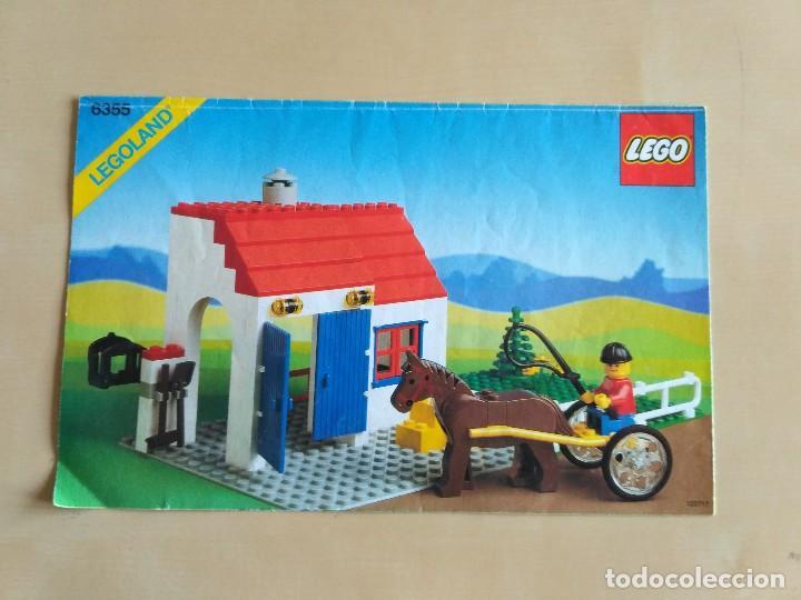 Juguetes antiguos: GRAN lote Catálogo e instrucciones LEGO - 40 ejemplares - años 80 y 90 - Foto 23 - 116585935