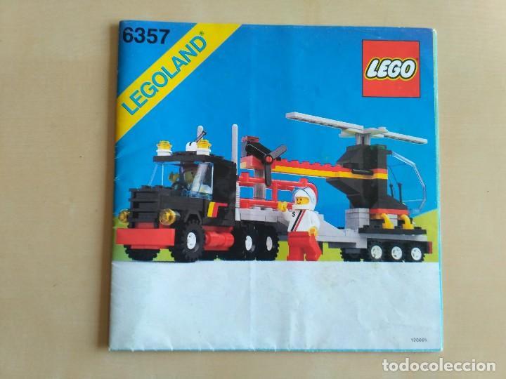 Juguetes antiguos: GRAN lote Catálogo e instrucciones LEGO - 40 ejemplares - años 80 y 90 - Foto 27 - 116585935