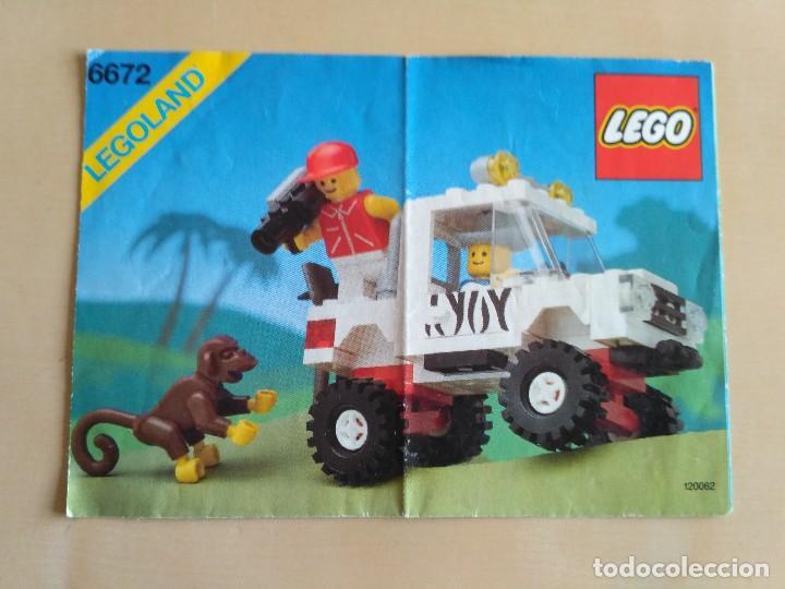 Juguetes antiguos: GRAN lote Catálogo e instrucciones LEGO - 40 ejemplares - años 80 y 90 - Foto 29 - 116585935