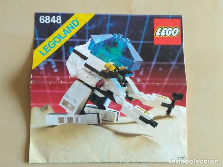 Juguetes antiguos: GRAN lote Catálogo e instrucciones LEGO - 40 ejemplares - años 80 y 90 - Foto 30 - 116585935