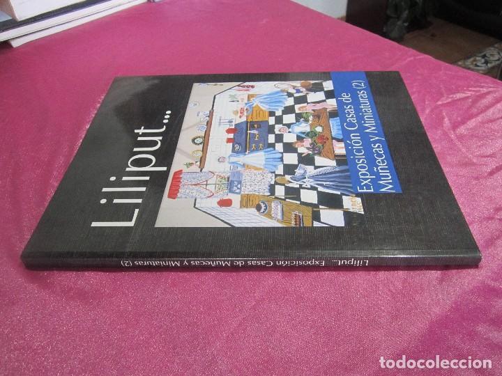 Juguetes antiguos: LILIPUT EXPOSICION DE CASAS DE MUÑECAS Y MINIATURAS 1998 - Foto 2 - 117498627