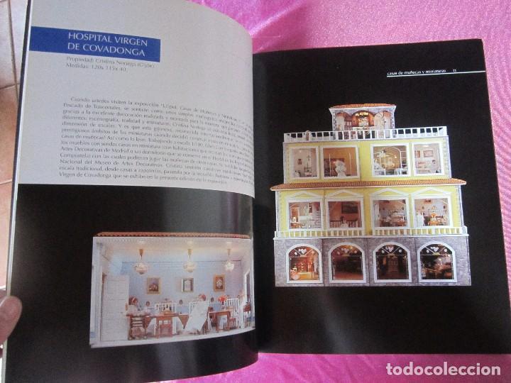 Juguetes antiguos: LILIPUT EXPOSICION DE CASAS DE MUÑECAS Y MINIATURAS 1998 - Foto 3 - 117498627