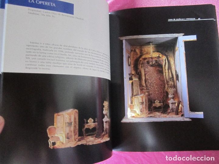 Juguetes antiguos: LILIPUT EXPOSICION DE CASAS DE MUÑECAS Y MINIATURAS 1998 - Foto 10 - 117498627