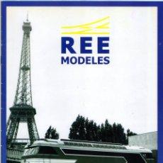Juguetes antiguos - catálogo REE MODELS 2014 Catalogue Général echelle O - HO - N - en francés - 118741351