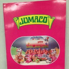 Juguetes antiguos: CATALOGO DE JUGUETES JUMACO 1990. Lote 119144679