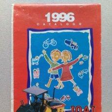 Juguetes antiguos: 1996. CATALOGO DE JUGUETES JOAL. Lote 119575263