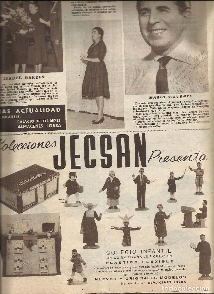 REVISTA JORBA Nº 60- CON PUBLICIDAD JUGUETES PAYA RICO JECSAN - GOIGS - BESALU - A.1960 (Juguetes - Catálogos y Revistas de Juguetes)
