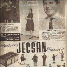 Jouets Anciens: REVISTA JORBA Nº 60- CON PUBLICIDAD JUGUETES PAYA RICO JECSAN - GOIGS - BESALU - A.1960. Lote 122527831
