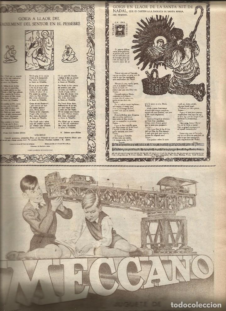 Juguetes antiguos: REVISTA JORBA nº 60- CON PUBLICIDAD JUGUETES PAYA RICO JECSAN - GOIGS - BESALU - a.1960 - Foto 4 - 122527831