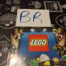 Juguetes antiguos: CATÁLOGO LEGO JULIO DICIEMBRE 2012. Lote 123394260