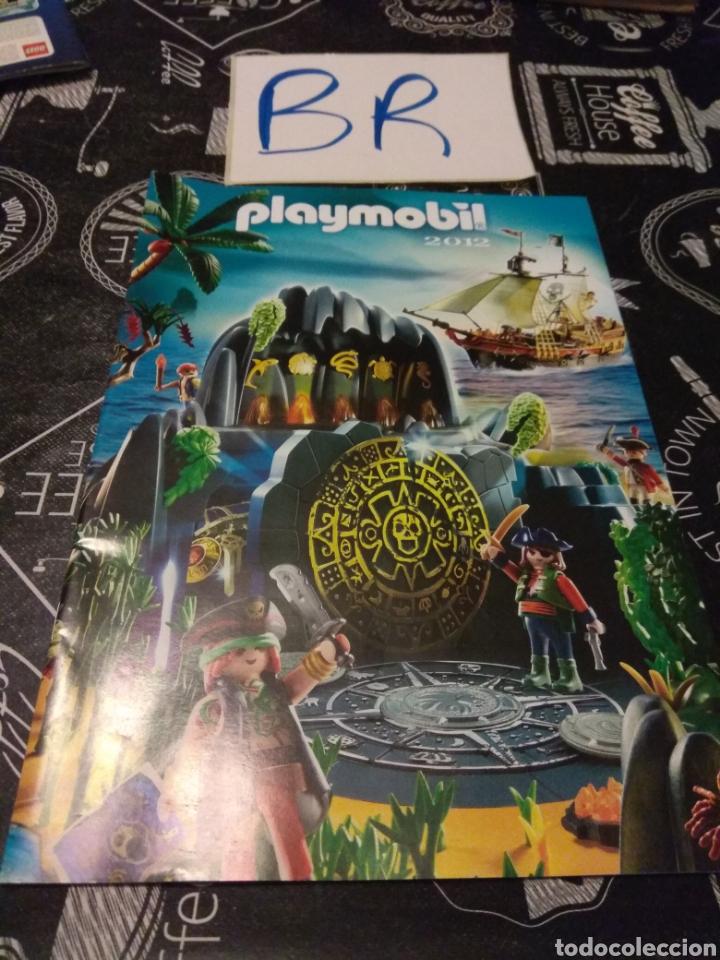 CATÁLOGO PLAYMOBIL 2012 (Juguetes - Catálogos y Revistas de Juguetes)